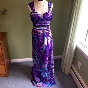 Long Evening Gown Prom Dress