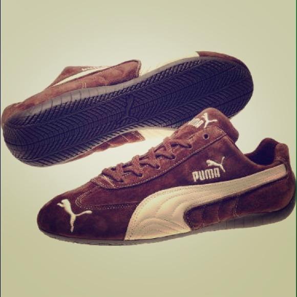 Women Speed Sz Sneakers 95 Cat Sd Puma 10 Poshmark Mens Shoes aZqg0g
