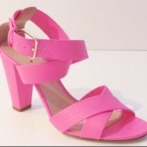 J. crew Marni leather sandal