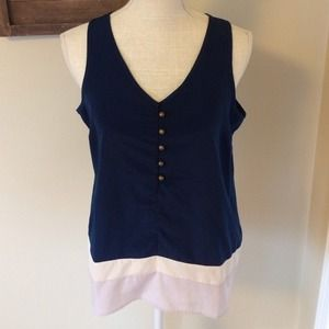 Olive & Oak Top - Size Small