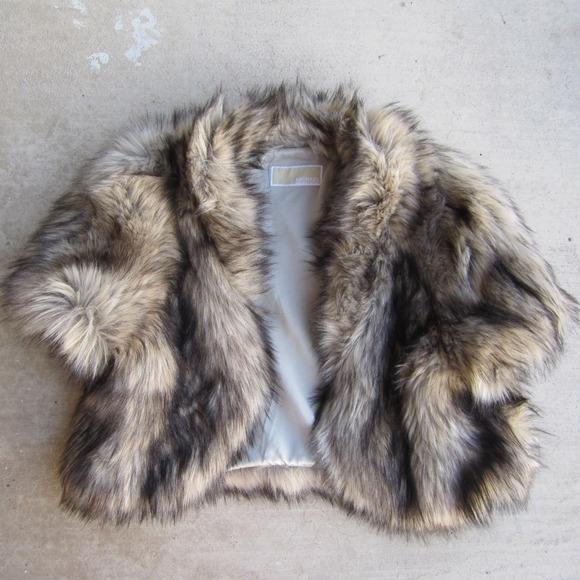 Michael Kors Fur Jacket