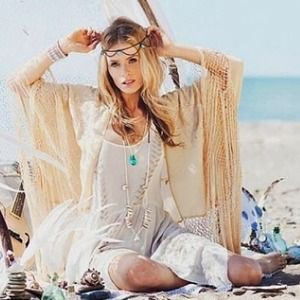 Host pick 11/26! Boho princess dress one of a kind