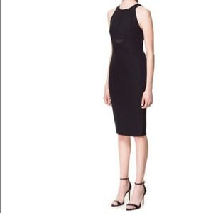 Zara - Black dress (New)