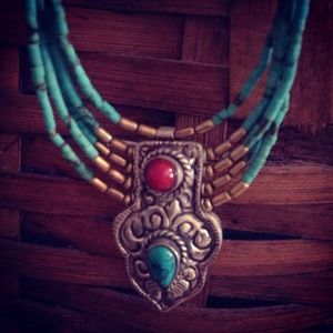 Necklace from Nepal
