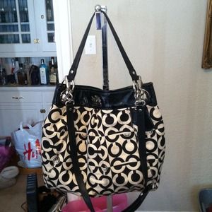 Authentic Coach handbag. Price negotiable!