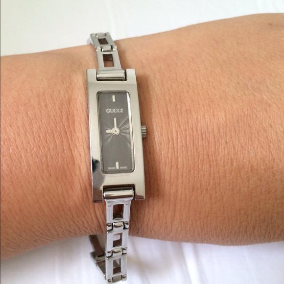 gucci 3900l. gucci jewelry - authentic gucci 3900l watch serial number 002225 3900l r