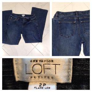 🔆Loft Jeans in 2P🔆
