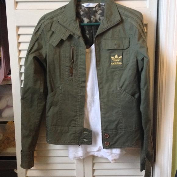 adidas army jacket