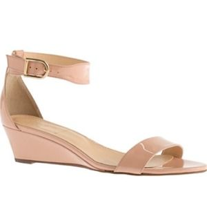 Lillian Patent Wedge