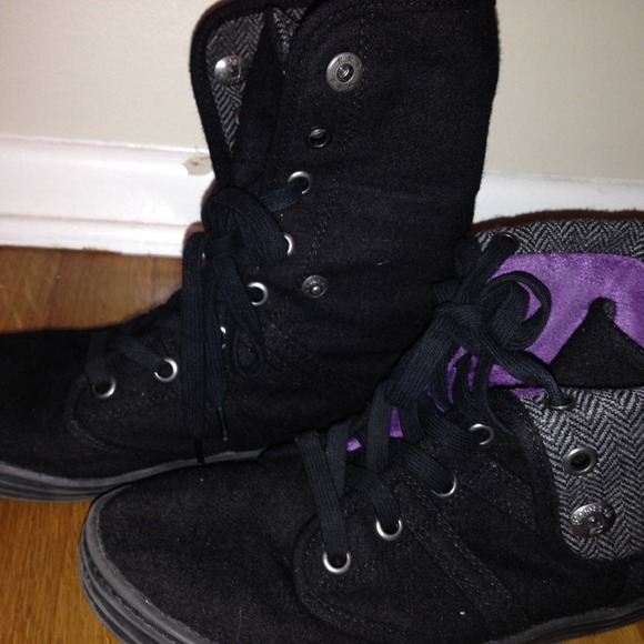 50% off Blowfish Boots - ❌Sold❌Cloth combat boots from Yoshiko's ...