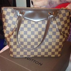 BNIB Louis Vuitton Westminster damier pm bag