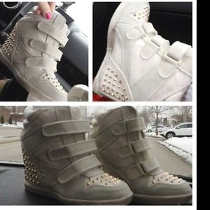 river island Shoes - WEDGE SNEAKERS
