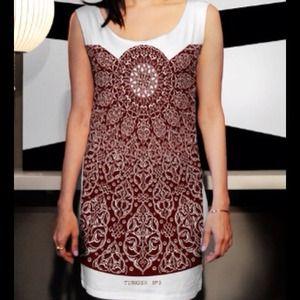 Dresses & Skirts - 🎉🎉2X H P🎉🎉Turkish Print Tank Dress NWOT