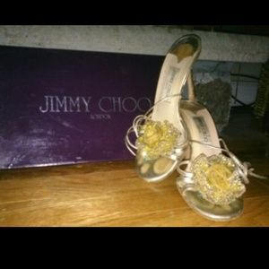 Limited edition Jimmy Choo