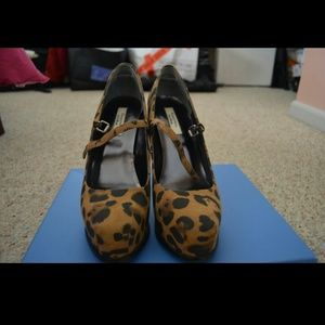 Simply Vera Vera Wang Shoes - Leopard pumps