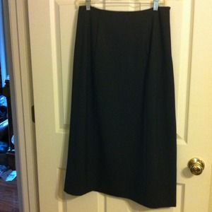 Ann Taylor lined wool skirt.