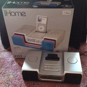 Accessories - 🚫SOLD🚫iHome ColorTunes