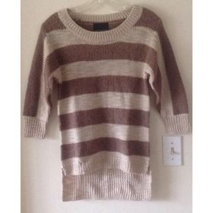 Cynthia Rowley Striped Sweater