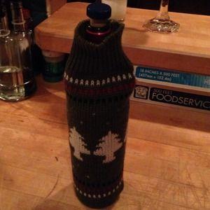 Other - Christmas Wine Sleeve