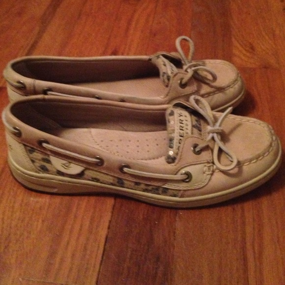 Sperry Shoes | Sperry Topsiders Leopard