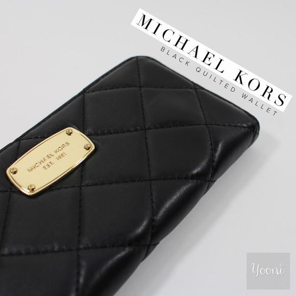 Michael Kors Hamilton Quilt Wallet 7d2fe0bd65d61