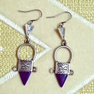 JewelMint Geometric Earrings