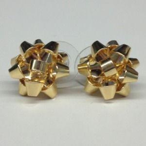 Jewelry - Kate Spade INSPIRED Bourgeois Bow stud earrings