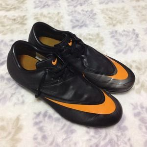 Nike Mercurial Cleats mens 8.5 ladies 9-9.5