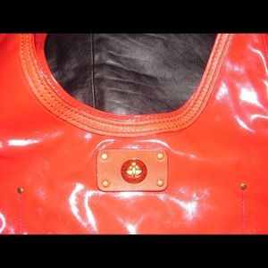 HOST PICK MARC JACOBS POSH TOTALY TURNLOCK SATCHEL