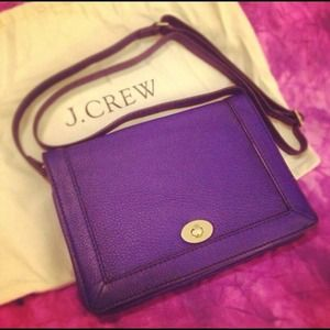 J. Crew cross body bag