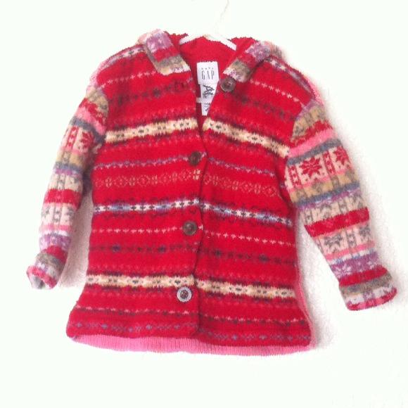 3e4a35de9 Baby GAP Sweaters