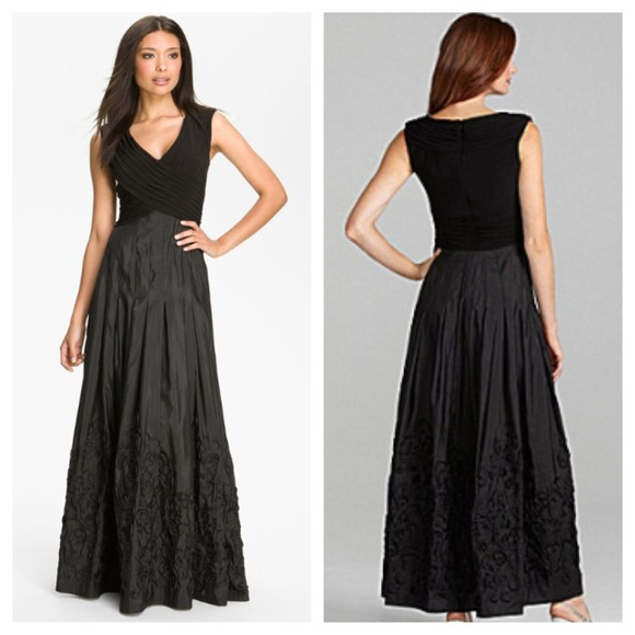 Patra Dresses | Sale Soutache Taffeta Ball Gown | Poshmark