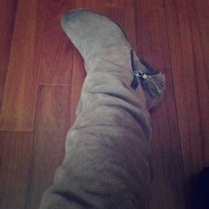 Boots - Suede boot