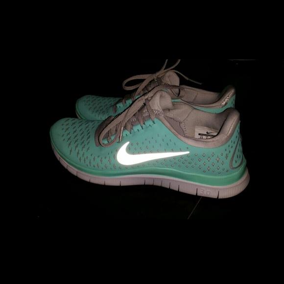 Reserved For @imkaii Tiffany & Co. Nike Free Runs