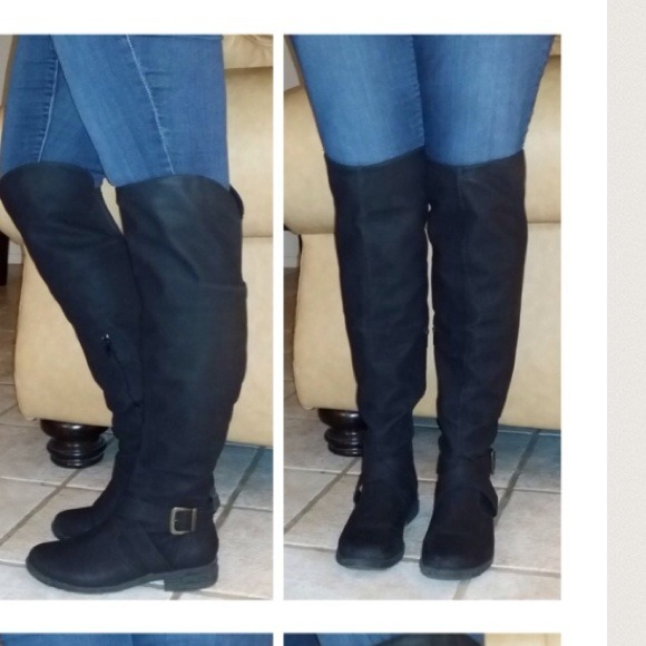 Chinese Laundry Boots - Chinese Laundry Foster Over the Knee Boot 7386e8f7bd57