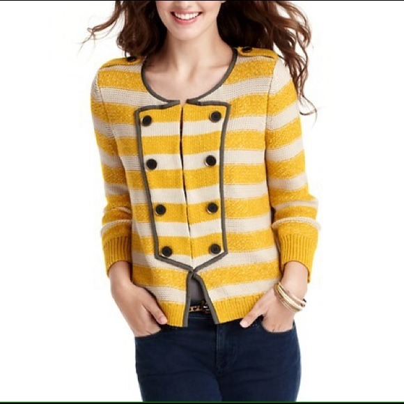 62% off LOFT Sweaters - LOFT Petite Cotton Nautical Stripe Sweater ...