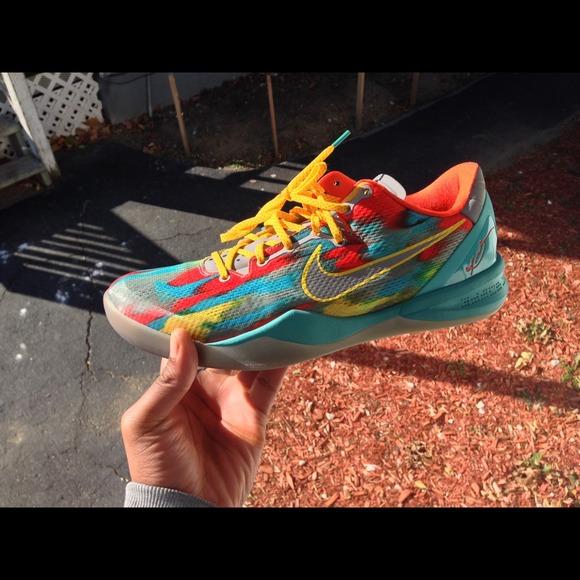 huge selection of 98327 8ae05 Nike Kobe 8 System