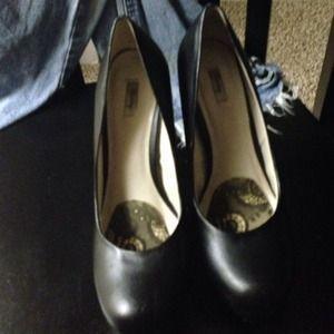 Shoes - Black heels❌sold❌