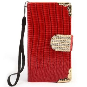 Clutches & Wallets - Iphone 4 wallet case