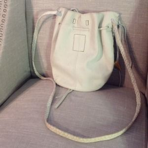 Lucky Brand Bags - ⚡️Lucky Brand Off White Leather Crossbody 2