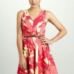 ***Host Pick*** Calvin Klein Linen Blend Dress