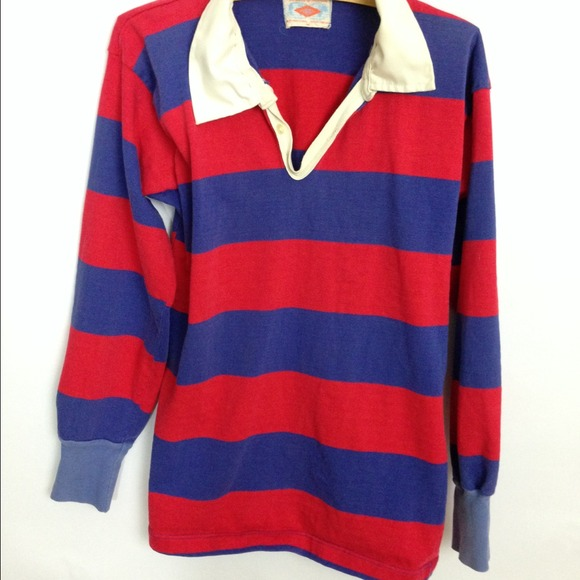05ebf5692a6 Vintage UMBRO rugby shirt perfectly worn in. M_528ed4a494d5680589055eab