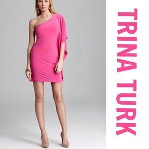 NWT TRINA TURK COSMIC DRESS!