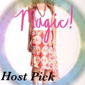 asymmetrical skirt🎀Host Pick 12/27🎀