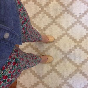 J. Crew Denim - J. Crew Liberty Jean!!