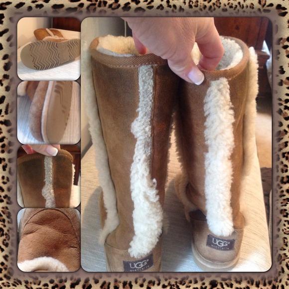 UGG Shoes - ⭕️SOLD⭕️Ugg Sundance Chestnut Sundance Size 6