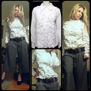 Robert Rodriguez  Tops - HOST PICK! ROBERT RODRIGUEZ DETAILED BLOUSE 10