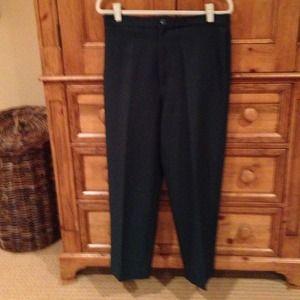 Pants - Deep hunter green trousers