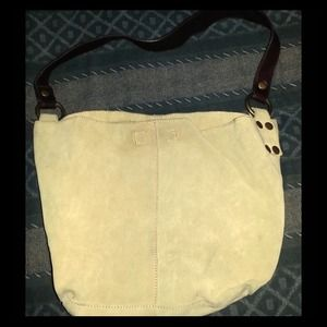 Suede old navy bag