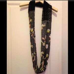 UO floral scarf